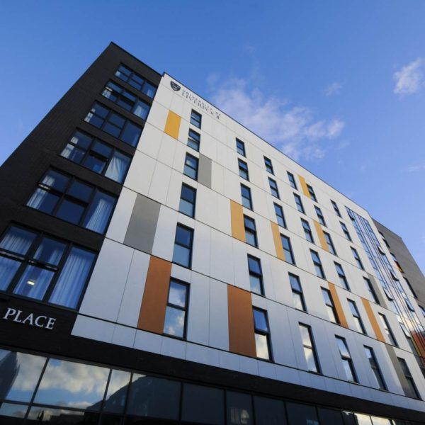 Grade 18 GRC, Crown Place, Liverpool