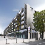 Grade 18 GRC, White City, London